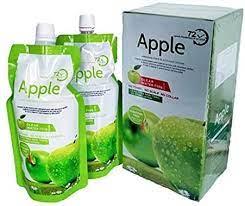 Apple Ammonia free black hair 3