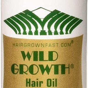 Wild Growth Hair Oil For Unisex, 118 ml